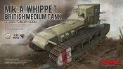 Mk.A Whippet British Medium Tank