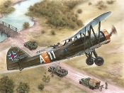 Letov S328 (III Serie & Later) Slovak AF Aircraft in WWII (New Tool)