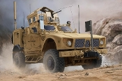 US M-ATV MRAP (Mine Resistant Ambush Protected) Vehicle
