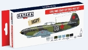 Early WWII Soviet Air Force 1937-43 Paint Set (8 Colors) 17ml Bottles