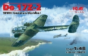 WWII German Do17Z2 Bomber