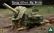 German Empire Krupp 420mm Big Bertha Siege-Howitzer