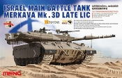 Merkava Mk.3D Late LIC Israel Main Battle Tank