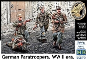 WWII German Paratroopers (4)