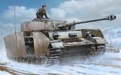 German PzBeobWg IV Ausf J Medium Tank