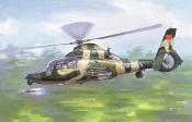 Chinese Z9WA Helicopter