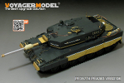 1/35 Modern German Leopard 2A4 Basic (For MENG TS-016)