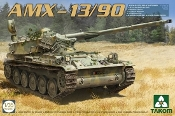 AMX13/90 French Light Tank
