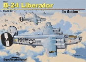 B-24 Liberator in Action (SC)