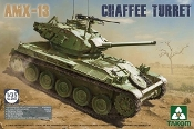 French AMX13 Chaffee Turret Light Tank Algerian War 1954-62