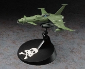 1/72 Space Pirate Captain Harlock Space Wolf SW-190