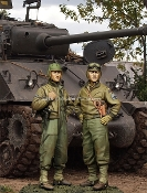 1/35 US 3rd Armored Division Set