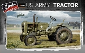 WWII US Army VA1 Tractor