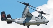 MV22B Osprey VMM265 Dragons USMC Tiltrotor Transport Helicopter (Ltd Edition)