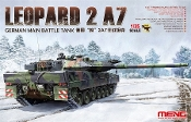 Leopard 2 A7 German Battle Tank