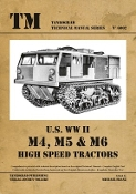 Technical Manual: US WWII M4, M5 & M6 High Speed Tractors