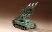 Russian SAM-6 Anti-Aircraft Missile