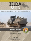 IDF Armor: Zelda M113 in IDF Service Part 2 Command & Medevac
