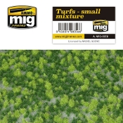 TURFS - SMALL MIXTURE
