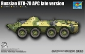 Russian BTR70 Armored Personnel Carrier Late Version