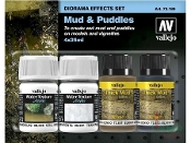 Mud & Puddles Pigment Set
