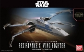 Star Wars The Force Awakens: Resistance X-Wing Fighter