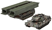 Leopard 1A5 Tank & Bridgelayer Biber (2 Kits)