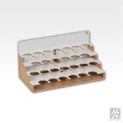 OM05b Paint Shelves (36mm) Module