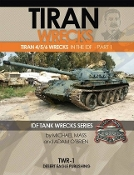IDF Tank Wrecks: Tiran 4/5/6 Wrecks in IDF Part 1