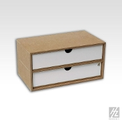 OM02b Two-Drawer Module