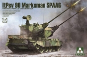 Finnish ItPsv90 Marksman Self-Propelled Anti-Aircraft Gun