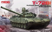 T-72B1 Russian Main Battle Tank