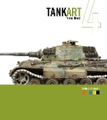 TankArt Vol.4: WWII German Armor (2nd Edition)