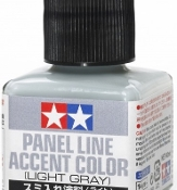 Light Gray Panel Line Accent Color (40ml Bottle)