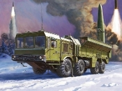 Russian Iskander-M SS26 Stone Ballistic Missile System