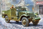 M3 Armored Personnel Scout Car