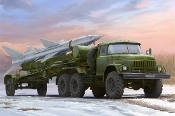 Russian Zil131V Military Truck w/PR11 SA2 Guideline Missile