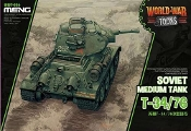 Soviet Medium Tank T-34/76 'World War Toons'