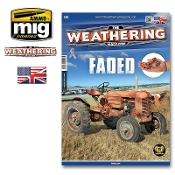 THE WEATHERING MAGAZINE ISSUE 21 - FADED (ENGLISH)