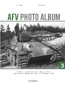 AFV Photo Album Vol.3: Panther Tanks & Variants on Czech Territory (Hardback)