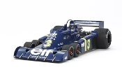 Tyrrell P34 Six Wheeler w/Photoetch