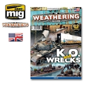 The Weathering Magazine Issue 9. K.O. AND WRECKS (English)