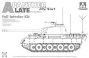 Panther A Late Prod 2n1 w/Interior