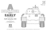 Sd.kfz.171 Panther A Early Prod w/Interior