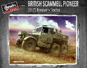British Scammell Pioneer SV/2S Recovery Tractor