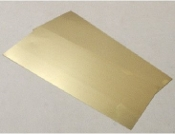Brass Sheet 0.12 mm SM1M