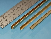 Brass Angle 3 x 3 mm A3