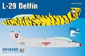 L29 Delfin Aircraft (Weekend Edition Plastic Kit)