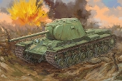 Russian KV3 Heavy Tank