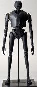 1/12 Star Wars Rogue One: K2SO Droid Figure (Snap)